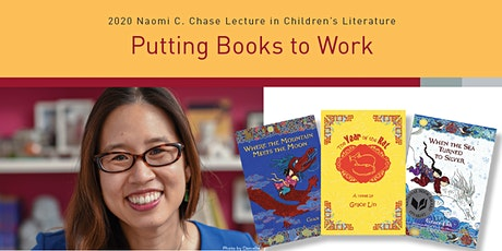 2020 Naomi C. Chase Lecture in Children's Literature feat. Grace Lin tickets