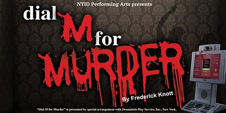 Dial M for Murder tickets