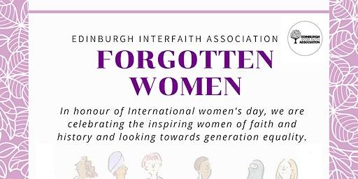Forgotten Women in Faith | International Women's Day 2020