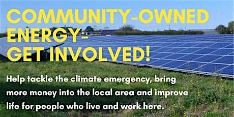Kent Community Energy - get involved! tickets