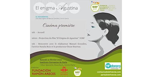 El enigma de Agustina - SIEF