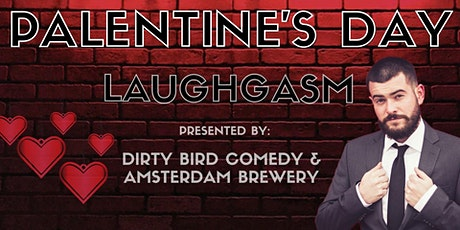 Palentine's Day: LAUGHGASM tickets