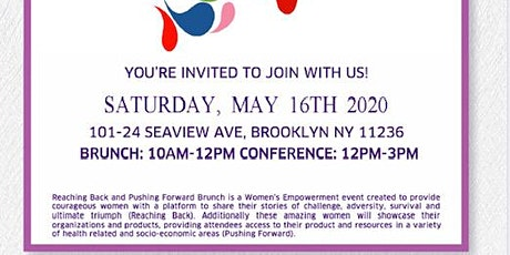 5th Annual Women's Empowerment Brunch  Reaching Back and Pushing Forward tickets