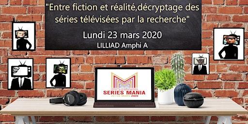 """LE BUREAU DES THESARDS : """" ENTRE FICTION ET REALITE... SERIES TV , RECHERCHE """""""