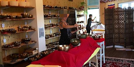 Ausbildung Klangschalenmassage - Entspannung pur (3 Tage) Tickets