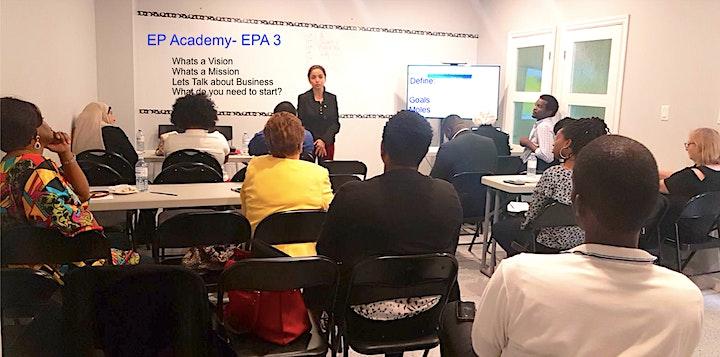 EP Academy-EPA 12 (Online Class) image