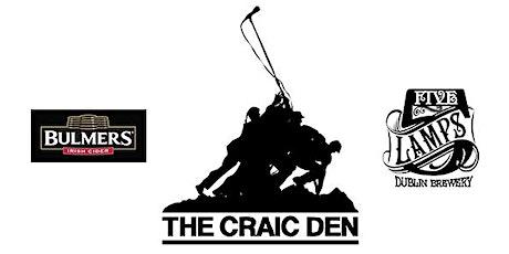 Craic Den Comedy - January 30th tickets
