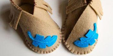 Family Workshop: Create Mini Moccasins tickets