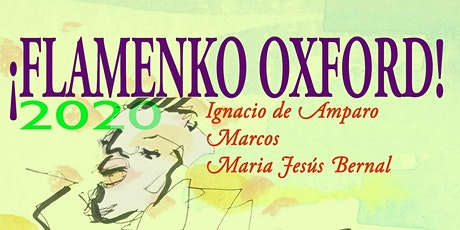 Flamenco Oxford Fiesta tickets