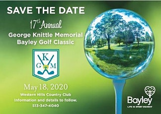 17th Annual George Knittle Memorial Bayley Golf Classic tickets