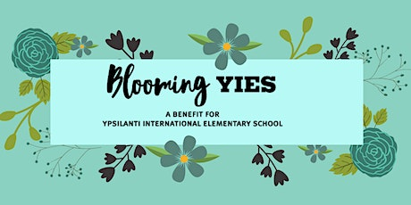 Blooming YIES tickets