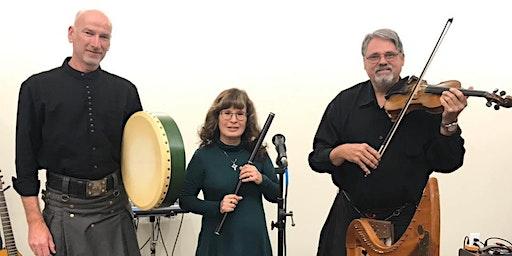 """Celtic Sessions "" benefit Concert for Clemmoms Food Pantry"