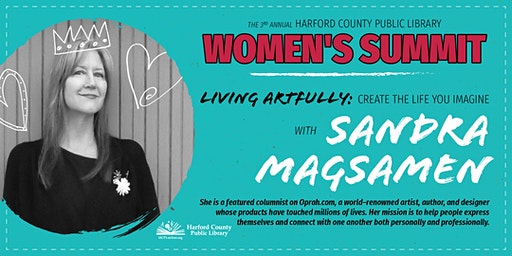 The 3rd Annual Harford County Public Library's WOMEN'S SUMMIT