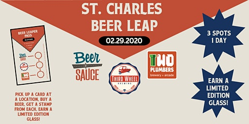 St. Charles Beer Leap