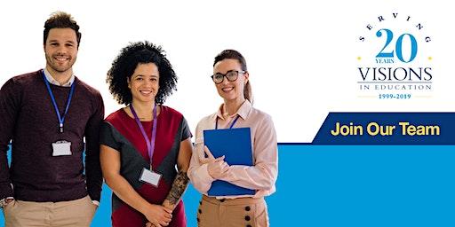 Teacher Job Fair - Visions In Education