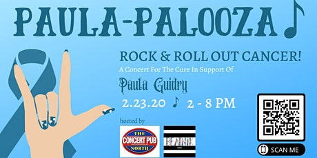Paula-Palooza! A Concert For The Cure tickets