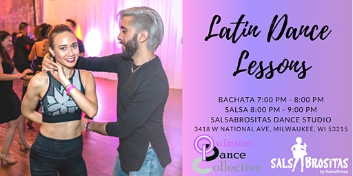 Tuesday Latin Dance Lessons