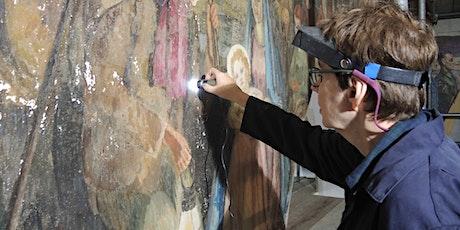 Berwick Church Paintings Conservation Talk tickets