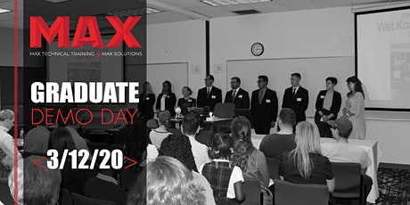 MAX Technical Training  |  Hiring Event  |  Graduate Demo Day tickets
