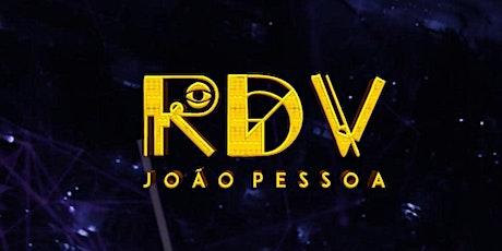 Excursão:  RDV Festival em João Pessoa ingressos