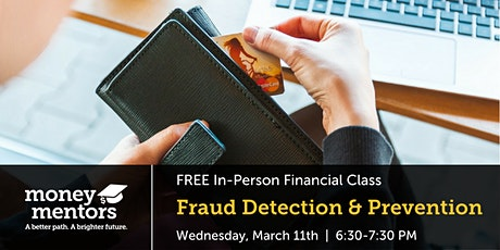 Fraud Detection & Prevention | Free Financial Class, Edmonton tickets