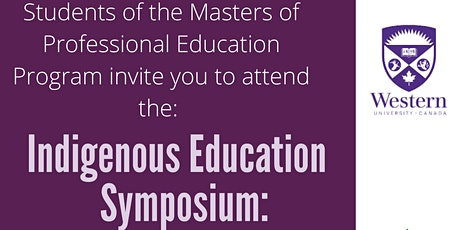 Indigenous Education Symposium: Through the Generations tickets