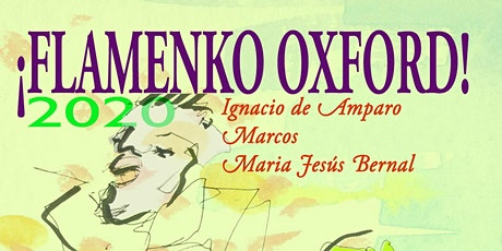 Flamenko Oxford 2020 tickets