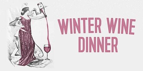 Angeline's Pinots of the World Wine Dinner tickets