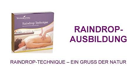 Raindrop Technique Ausbildung - Ein Gruß der Natur Tickets