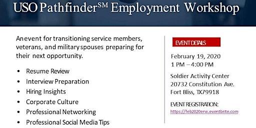 Employment Readiness Workshop
