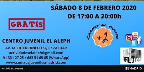 Aleph y sus Galletas ( Taller Gastronómico) entradas