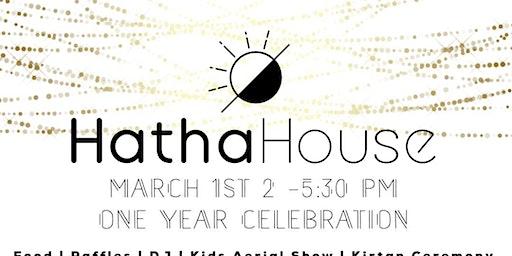 Hatha House Makes One Year