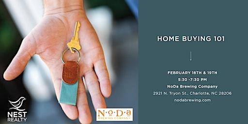 Home Buying 101 at NoDa Brewing Company