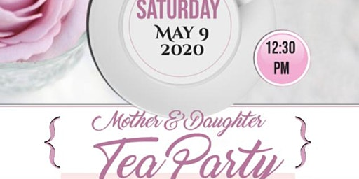 A Mother/ Daughter  Tea Party