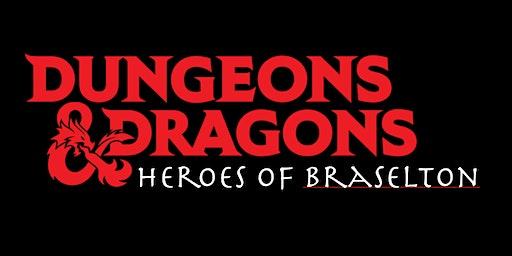 Heroes of Braselton (Monday)