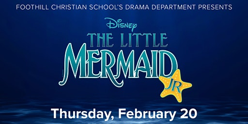Little Mermaid Jr. - 2/20/20