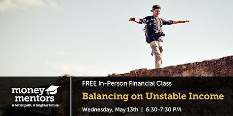 Balancing on Unstable Income | Free Financial Class, Calgary tickets