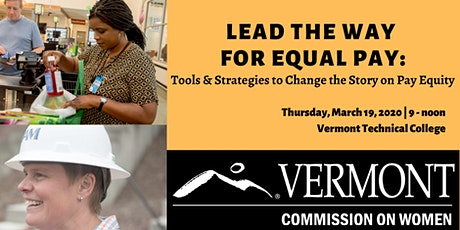 Lead the Way for Equal Pay: Tools and Strategies to Change The Story on Pay Equity tickets