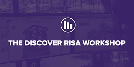 Discover RISA Workshop - Seattle, WA tickets