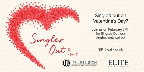 Singles Out: mix & mingle with other singles tickets