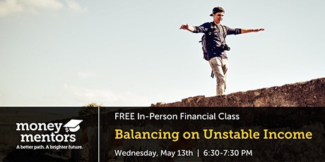 Balancing on Unstable Income | Free Financial Class, Red Deer tickets