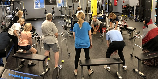 Movin with Ms-Adaptive Fitness Group Class (Sponsored by Medstar NRH)