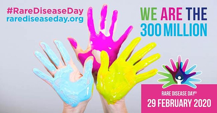 Cambridge Rare Disease Network - Cambridge Rare Disease Day Rare-i-Tea Party 29 Feb 2020 2