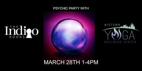Psychic Party at Bikram Yoga Midtown tickets