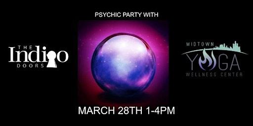 Psychic Party at Bikram Yoga Midtown