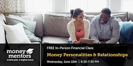 Money Personalities & Relationships | Free Financial Class, Grande Prairie tickets