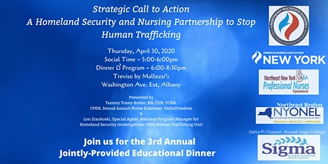 Strategic Call to Action to Stop Human Trafficking tickets