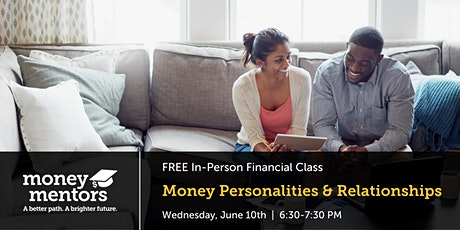 Money Personalities & Relationships | Free Financial Class, Red Deer tickets