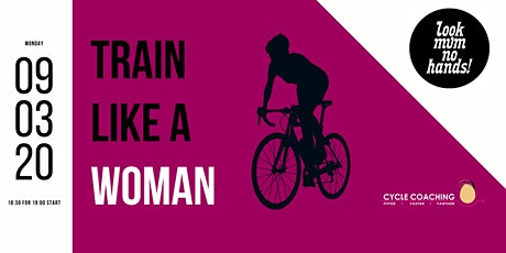 Train like a woman: How to adapt your cycling training to your hormones tickets