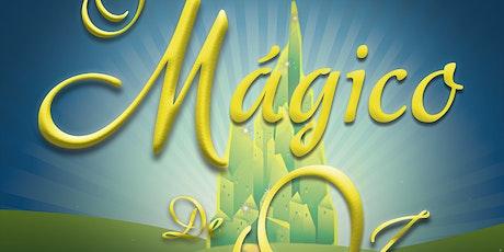 """Mais de 50% de Desconto! Espetáculo """"O Mágico de Oz"""" no Teatro Bibi Ferreira ingressos"""